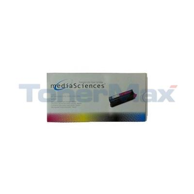 MEDIA SCIENCES TONER MAGENTA FOR OKI C7000